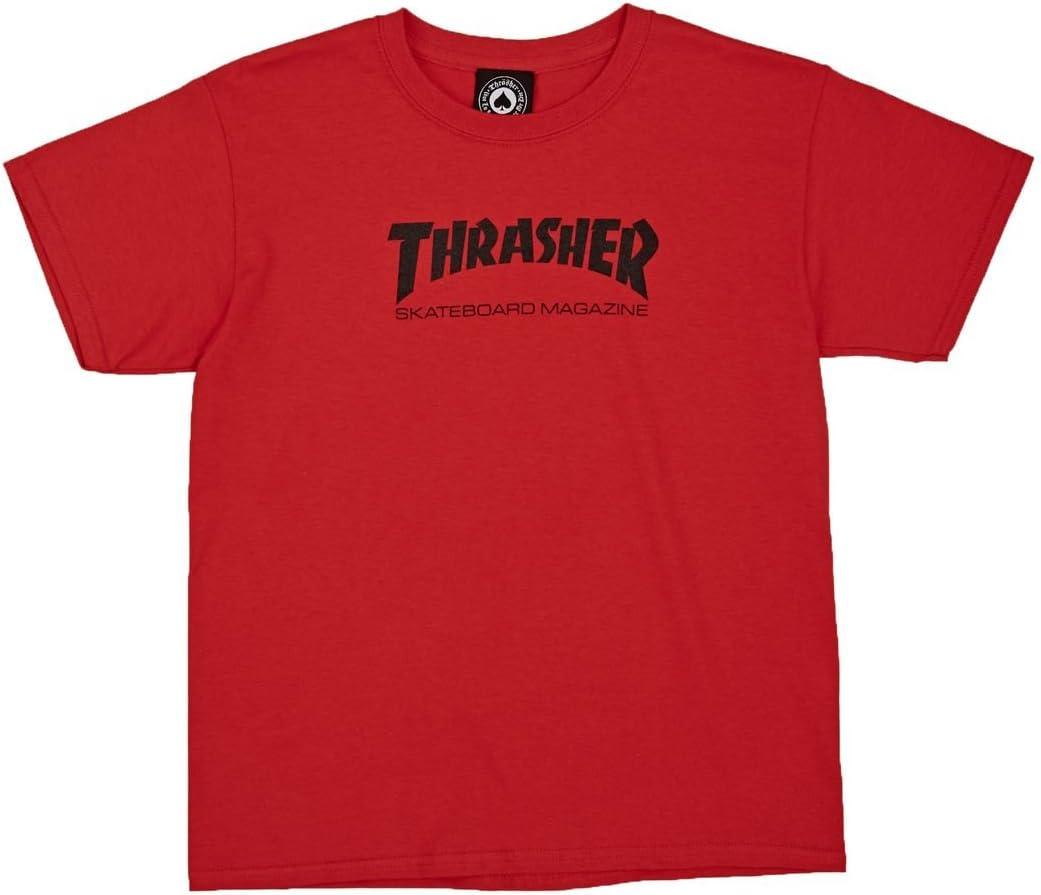 THRASHER Skate mag - Camiseta Hombre: Amazon.es: Deportes y aire libre