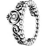 Anelli da Donna Argento Sterling 925 Misura anello 12~18 (apri il tuo cuore) - CHANGEABLE