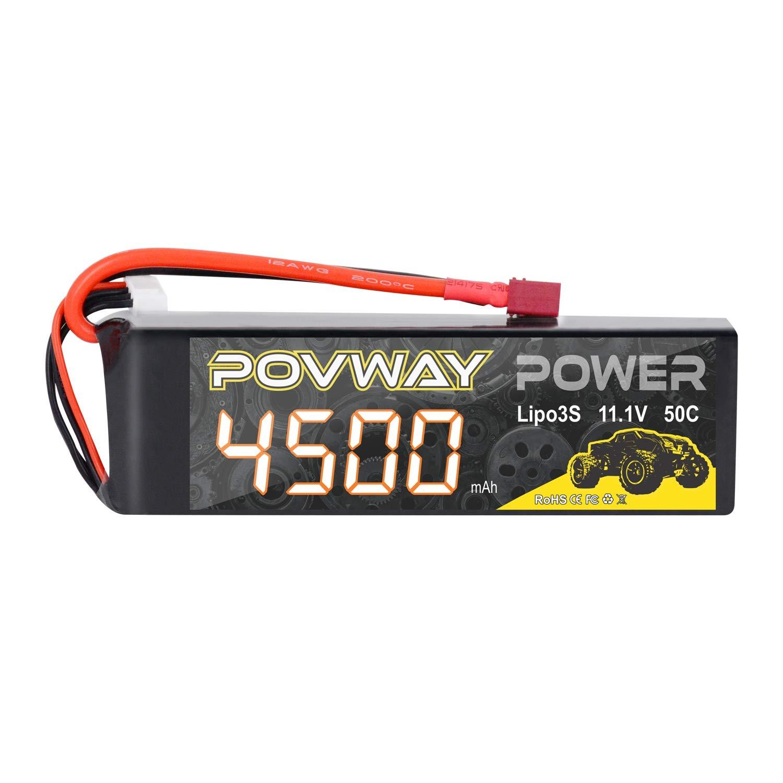 Bateria LIPO 11.1V 500mah RC POVWAY