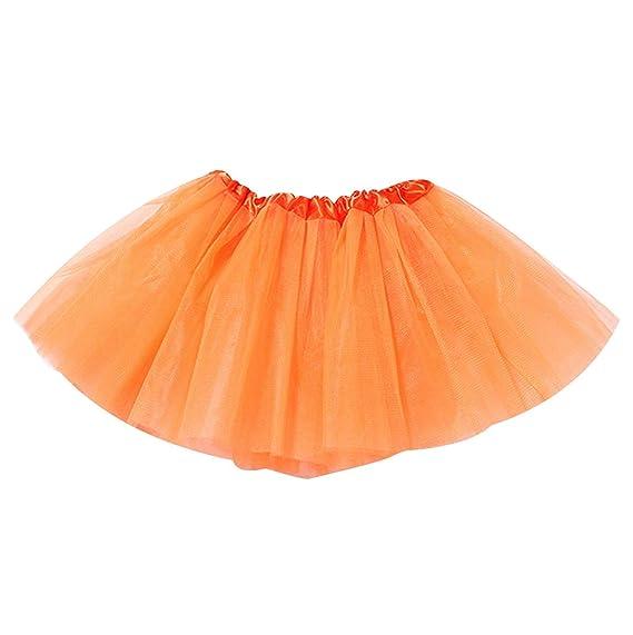 nuovo prodotto ac831 95115 Pengniao Gonna Tulle Corta Donna Bambina tutù Tutu per Danza ...