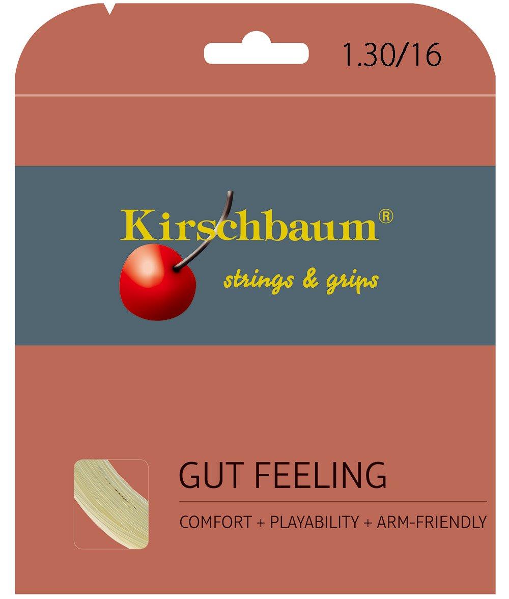 Kirschbaum Gut Sensation de cordes, mixte, Gut Feeling