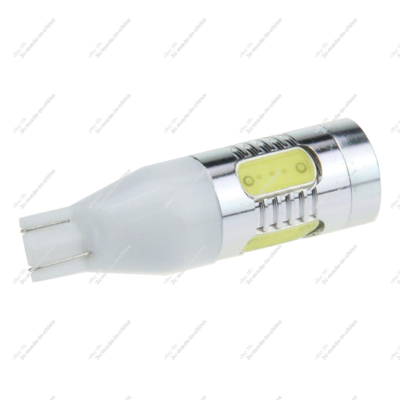 Ámbar LED luz corriente de placa de licencia y rojo LED bombilla Kit - (attn: estas bombillas sólo Fit interior de parte # 264900 & 264902 & 264903 para ...