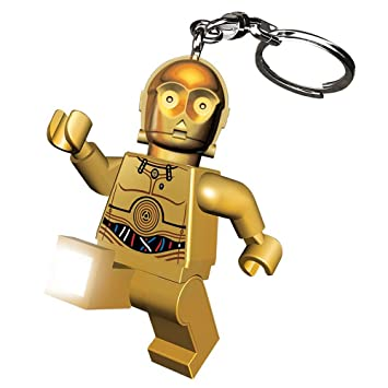Amazon.com: LEGO Star Wars: The Last Jedi – C-3PO linterna ...
