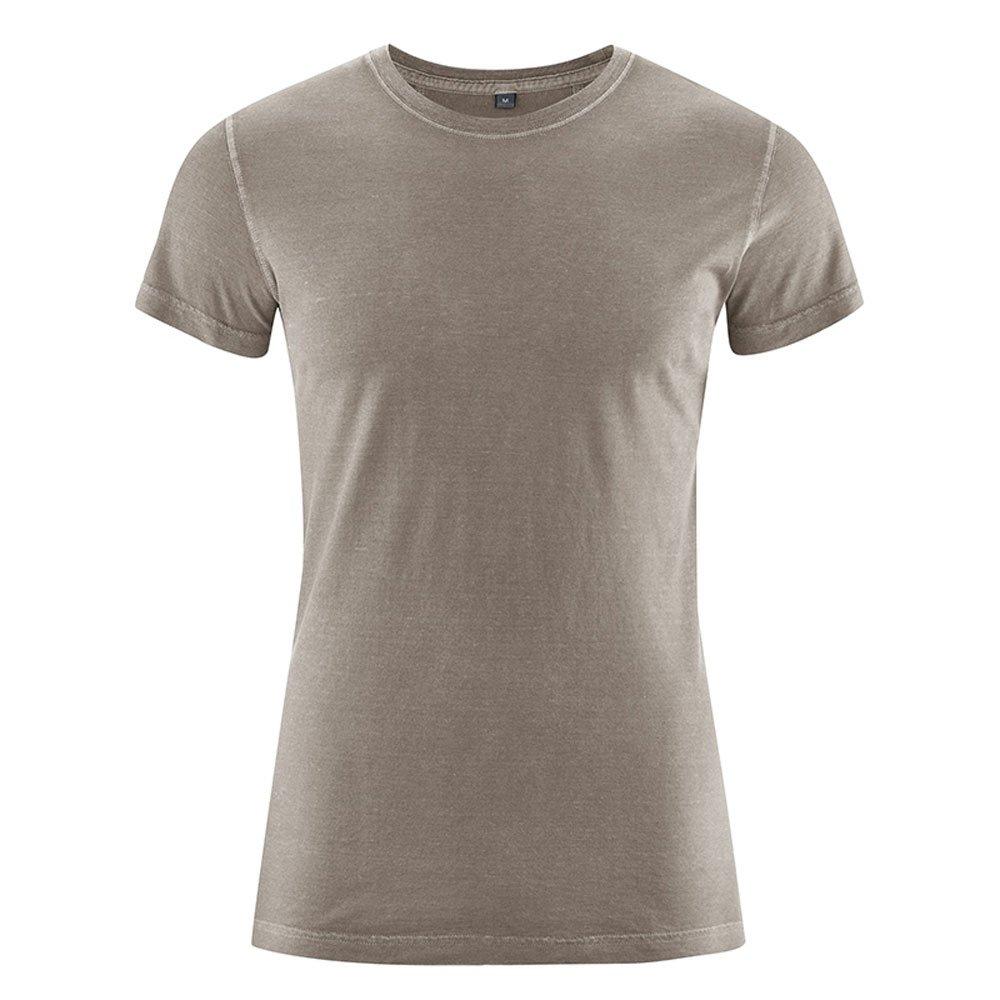 HempAge Damen T-Shirt mit gewissem Etwas Hanf//Bio-Baumwolle