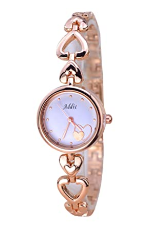 46bc892f554 Buy Addic Analog White Dial Women s Watch - AddicWW445 Online at Low ...