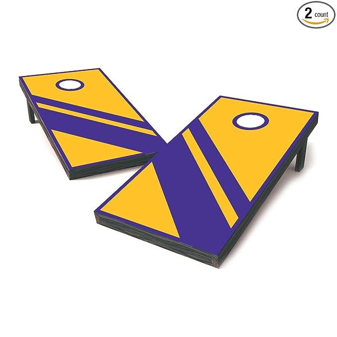 s Lsu cornhole board or vehicle decal