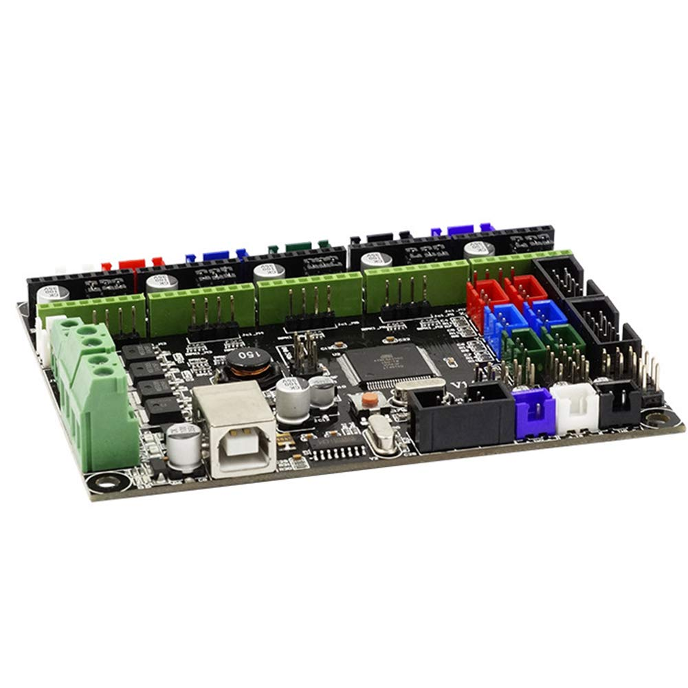 3D Printer Module Board - MKS GEN L Mainboard Control Board + TFT28 LCD 2.8 inch Touching Display+ USB Cable+ Flat Cable, 3D Printer Accessories(as Shown) by YOTHG (Image #5)