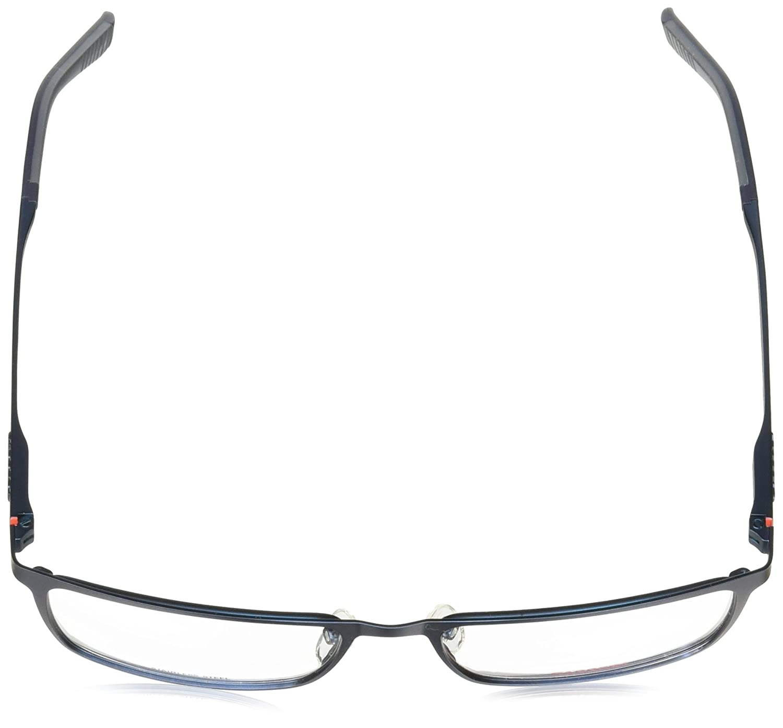7a38ac2a4a4 Amazon.com  Carrera 8811 Eyeglass Frames CA8811-05R1-5517 - Semi Matte Blue  Frame