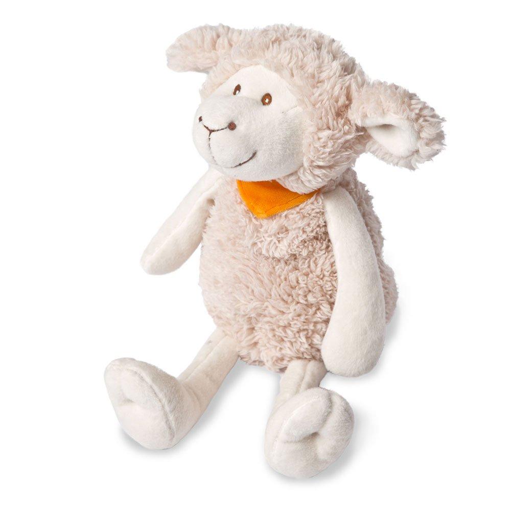 Grü nspecht warm cuddly sheep cushion, beige GRÜNSPECHT Naturprodukte GmbH 328-V1