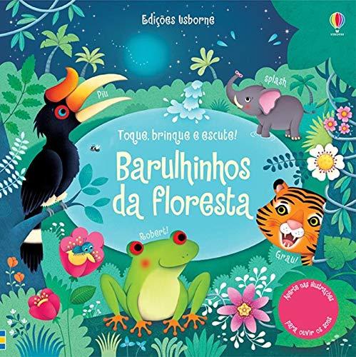 Barulhinhos Floresta Toque Brinque Escute