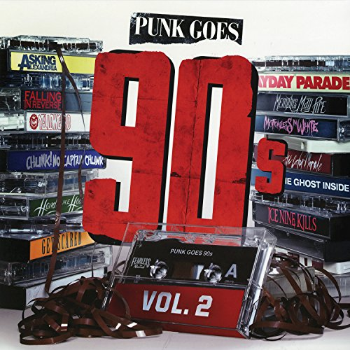 Punk Goes 90's, Vol. 2 [Explicit]
