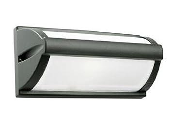 Applique plafoniera sovil in alluminio grigio amazon fai