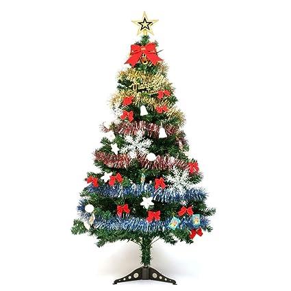 YUNGE YG Christmas Decorations 5 feet Christmas Tree Set encryption  Decorative Lights Artificial Christmas Tree ( - Amazon.com: YUNGE YG Christmas Decorations 5 Feet Christmas Tree Set