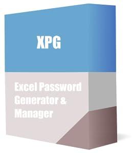 XPG Password Generator & Manager [Download]