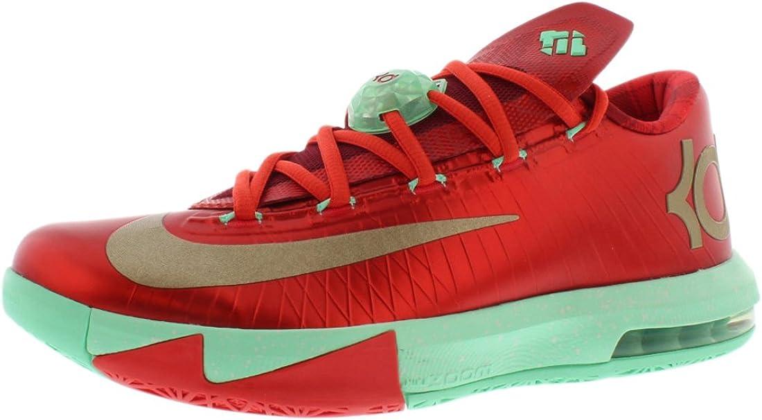 Nike Mens KD VI Christmas Synthetic