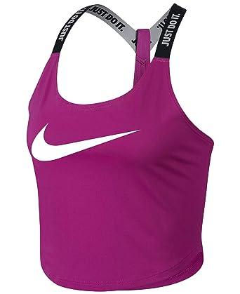 125e310a5b7 Nike Women's Dry Cropped Training Tank Top at Amazon Women's Clothing store: