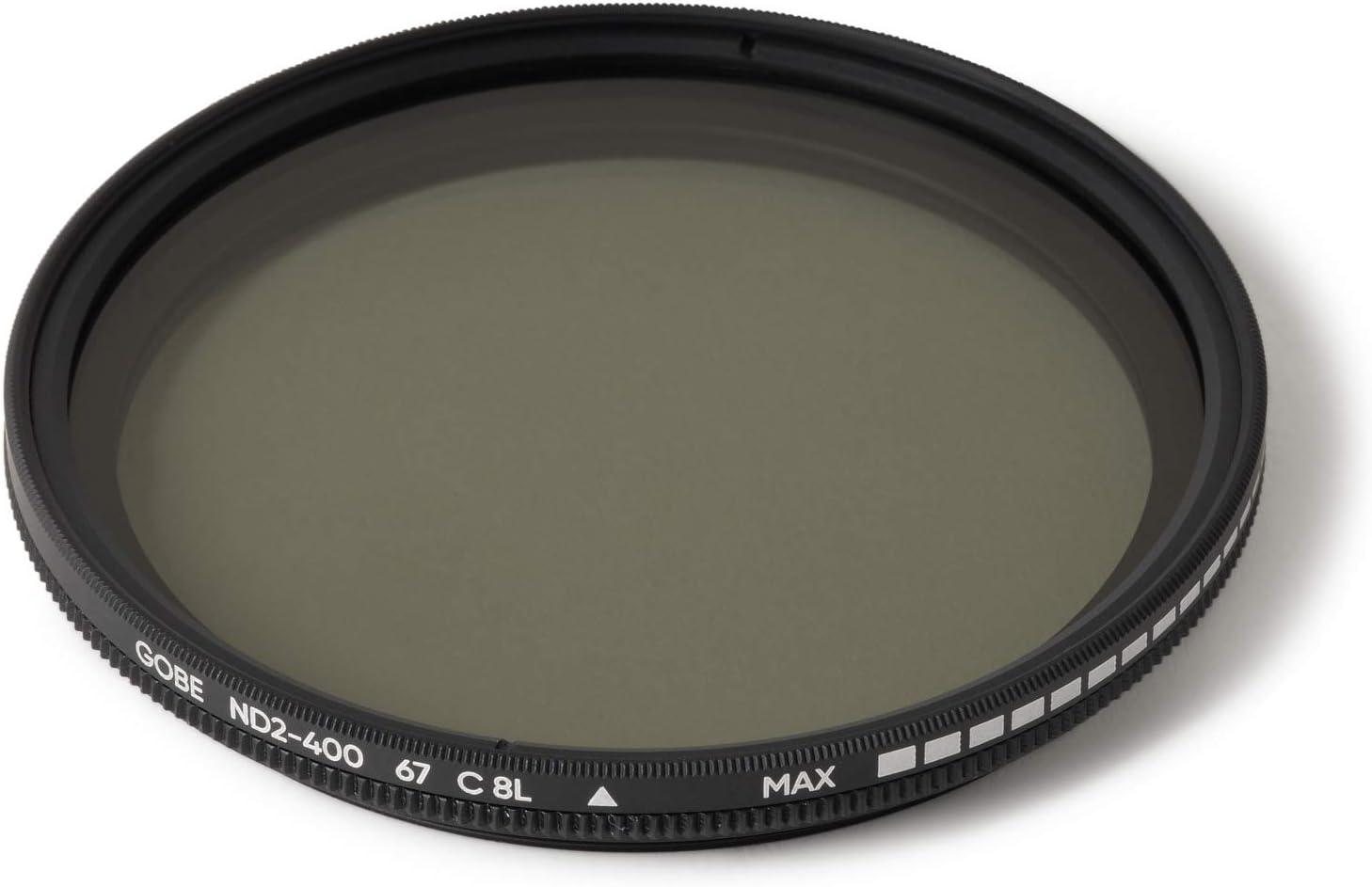 1Peak Gobe NDX 58mm Variable ND Lens Filter