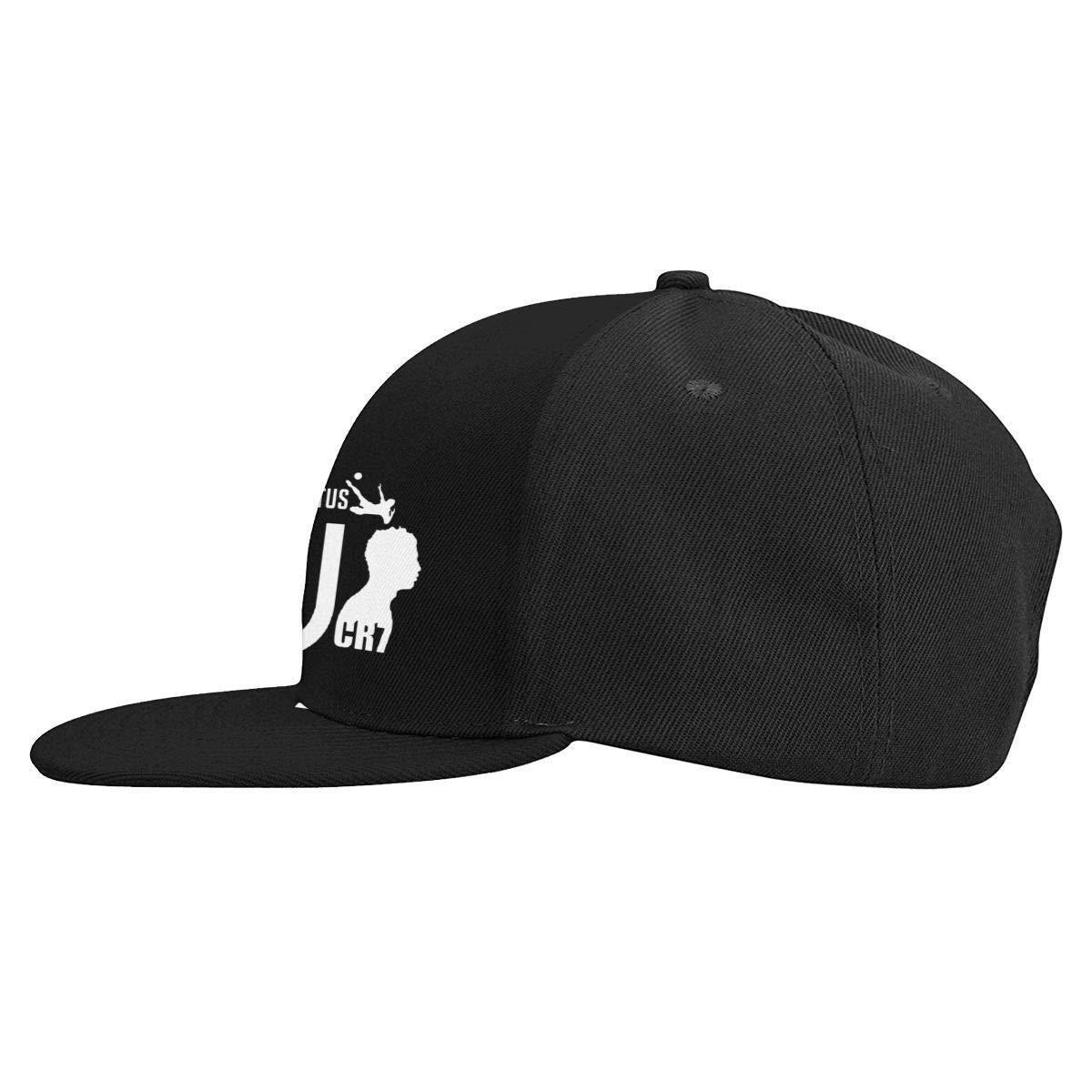 DeniCar Unisex Adjustable Baseball Caps CR7-Ronaldo-Juuentus Skull Cap