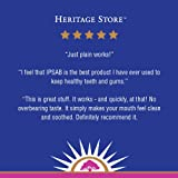Heritage Store IPSAB Herbal Gum Treatment, 4 Ounce