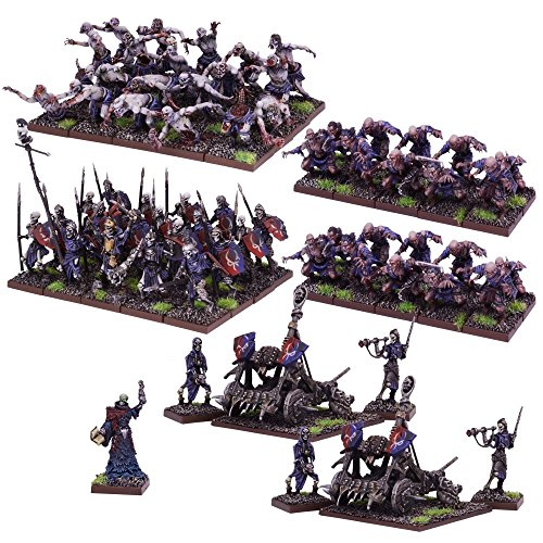 (Kings of War Undead Army)