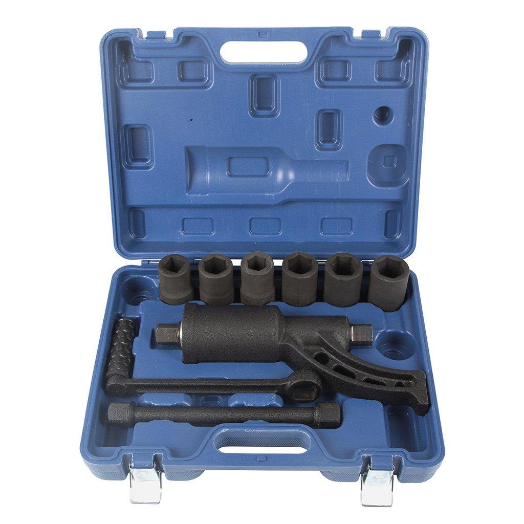 Set DE 10 TURBOCAR 642823 Coffret D/émultiplicateur de Force