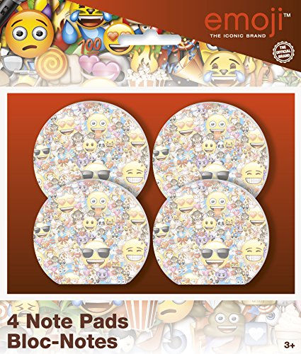 Emoji Party Supplies Notepad Favors