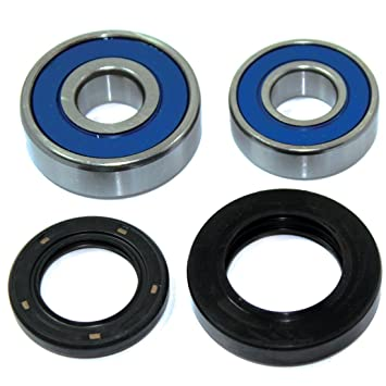 Amazon.com: REAR WHEEL BALL BEARINGS & SEALS KIT Fits YAMAHA DT125 DT-125 DT175 DT-175 1974-1981: Automotive