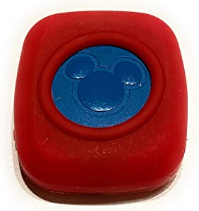 Magicband 2 Puckholder ( 2 pack) by Bitbelt, Red