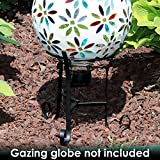 Sunnydaze Traditional Style Gazing Ball Stand for