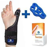 Arrow Splints Thumb Brace | for Arthritis, Trigger Thumb, Carpal Tunnel, Thumb Stabilizer...