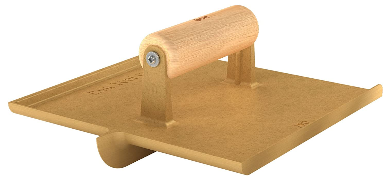 Bon 12-790 8-Inch by 8-Inch Bronze Walking Hand Concrete Groover 3//4-Inch Bit Depth by 1//4-Inch Bit Width Wood Handle Bon Tool