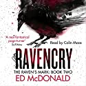 Ravencry: The Raven's Mark, Book 2 Audiobook by Ed McDonald Narrated by Colin Mace