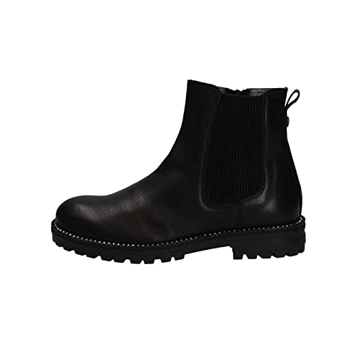 Liu Jo Girl UB23420 Beatles Bambina Nero 35  Amazon.it  Scarpe e borse 8f2ca6fa60c