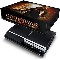 Capa Anti Poeira para PS3 Fat - God Of War 2