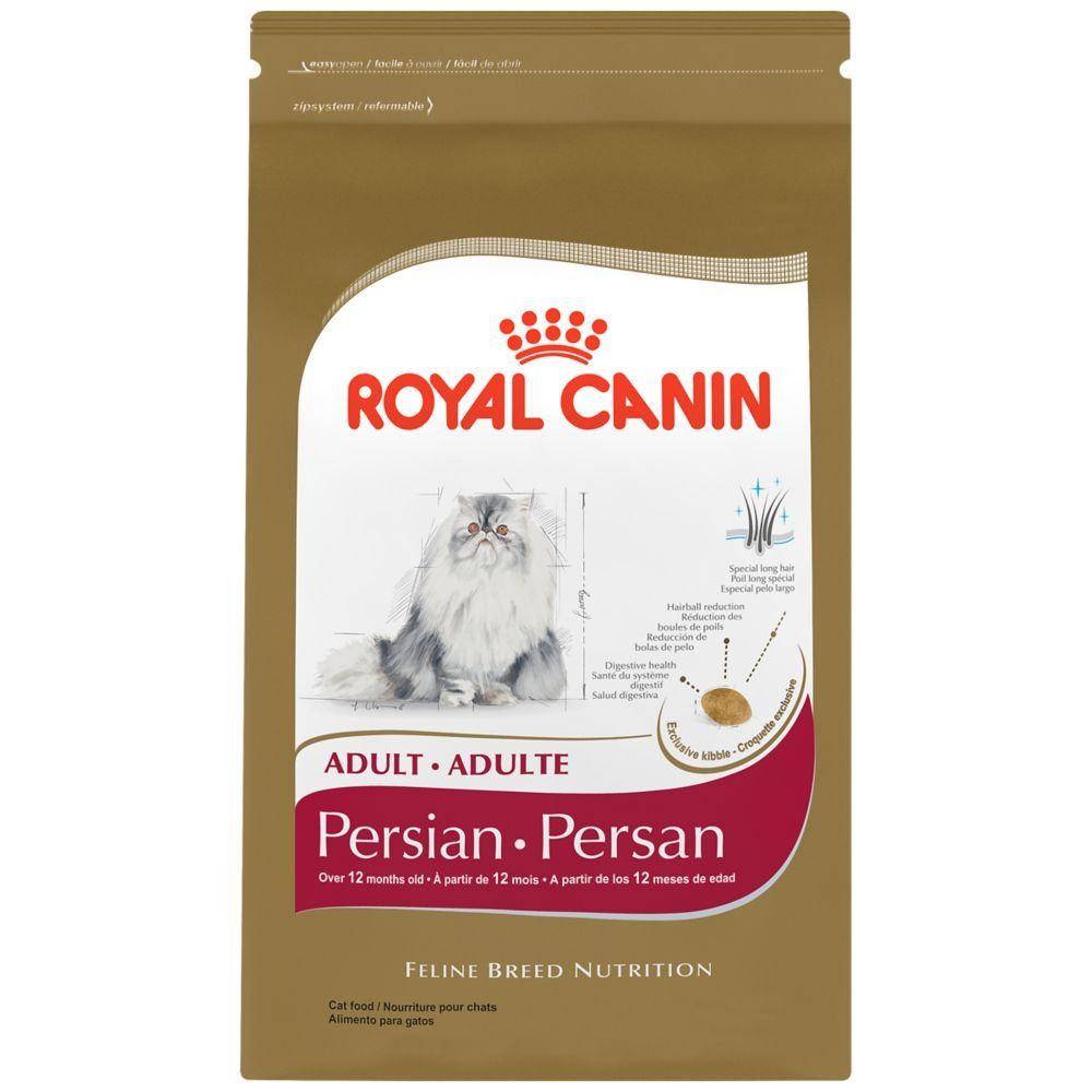 ROYAL CANIN BREED HEALTH NUTRITION Persian dry cat food - Click Image to Close