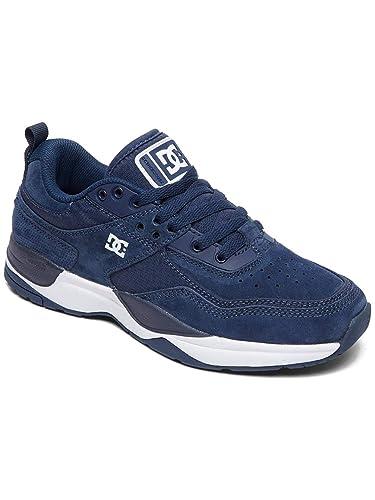 22d89007cff69 DC Shoes E. Tribeka Se – Chaussures pour Femme Adjs700072 - Bleu - Bleu  Marine