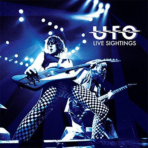 CD : UFO - Live Sightings (5 Disc)