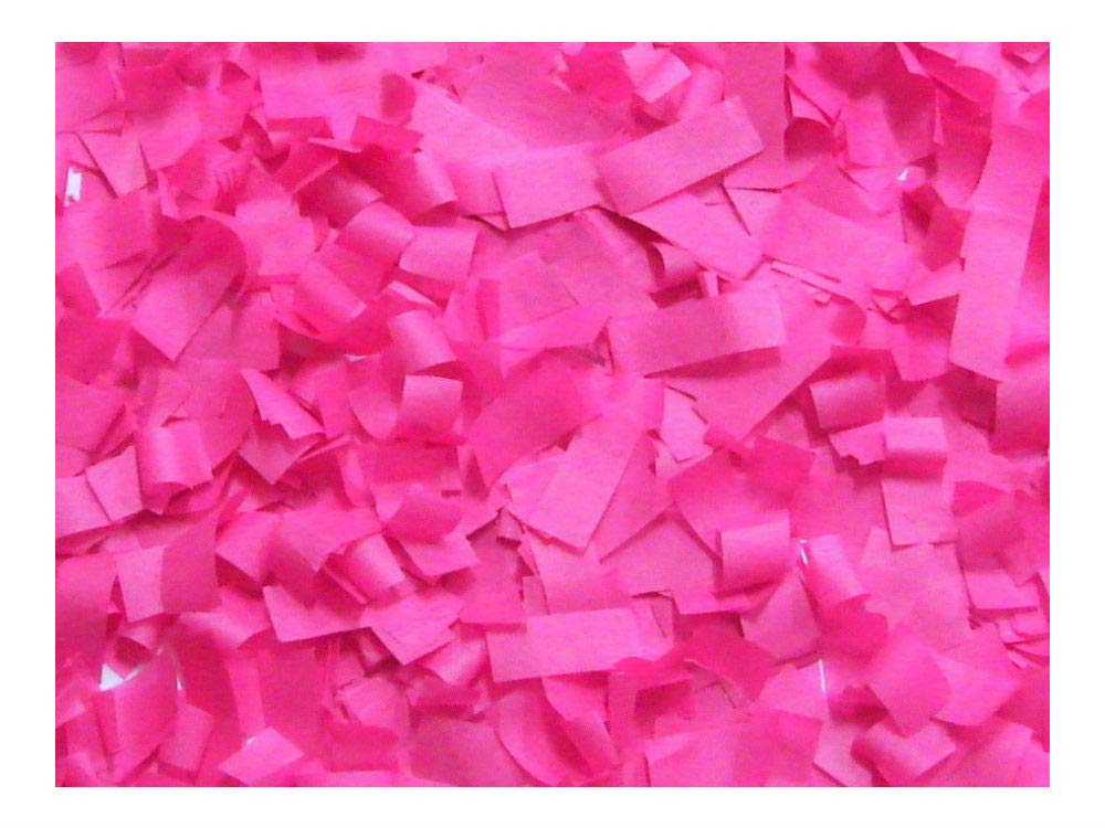 12'' Gender Reveal Girl SHE Pink Party Popper Cannon Pop See by Unknown (Image #1)
