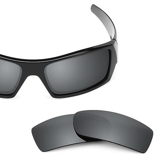Revant Polarized Replacement Lenses for Oakley Gascan Elite Black Chrome  MirrorShield 3dda8ff1b0