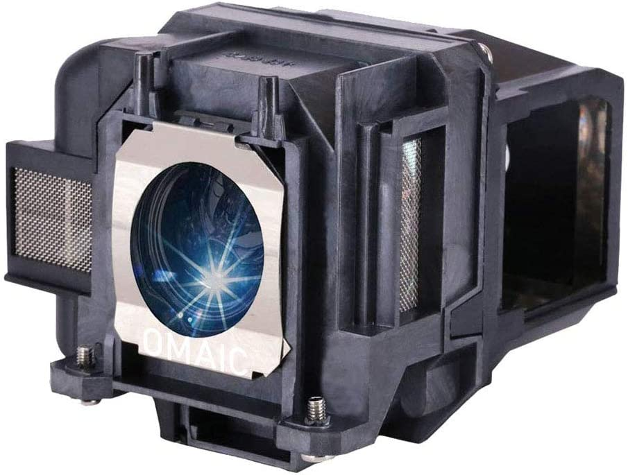OMAIC Projector Lamp Bulb for Epson ELPLP88/ V13H010L88 Home Cinema PowerLite X5250 EX5240 VS240 VS345 VS340 EX3240 EX7240 EX9200 Replacement Projector Lamp/Bulb