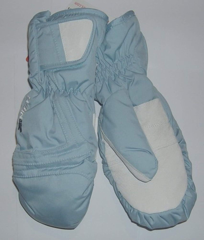 Zanier Line hellblau Damen Fausthandschuhe