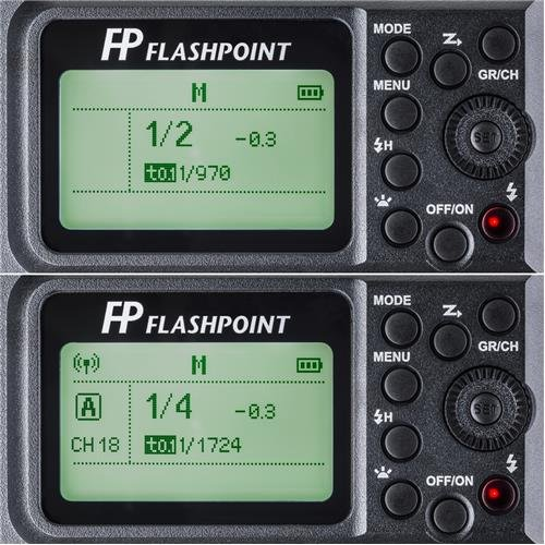 Flashpoint XPLOR 600 HSS Battery-Powered Monolight with Built-in R2 2.4GHz Radio Remote System and R2 Transmitter for Canon (Bowens Mount)(AD600)