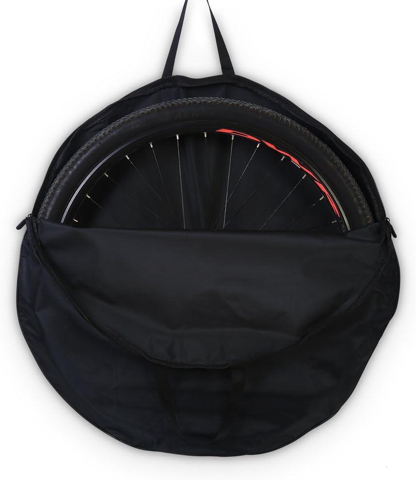 Bolsa de Rueda Bicicleta de 26 Di/ámetro 73cm Caja Rueda Bicicleta Monta/ña