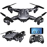 GoolRC Drone with Camera 4K VISUO WiFi FPV HD Camera Video and Optical Flow Positioning Camera