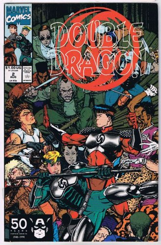 Double Dragon 2 Marvel Comics Amazon Com Books