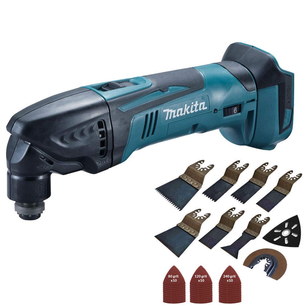 Makita DTM50Z 18v LXT Li-Ion Cordless Multi Tool + Makpac