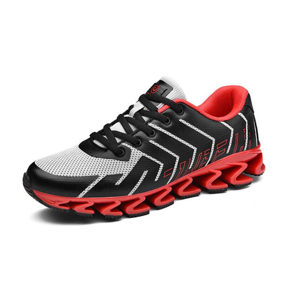 WYX Neue Herren-Turnschuhe Sportschuhe im Freien Casual Mens Schuhe Schoß Breathable Running schuhe,B,39