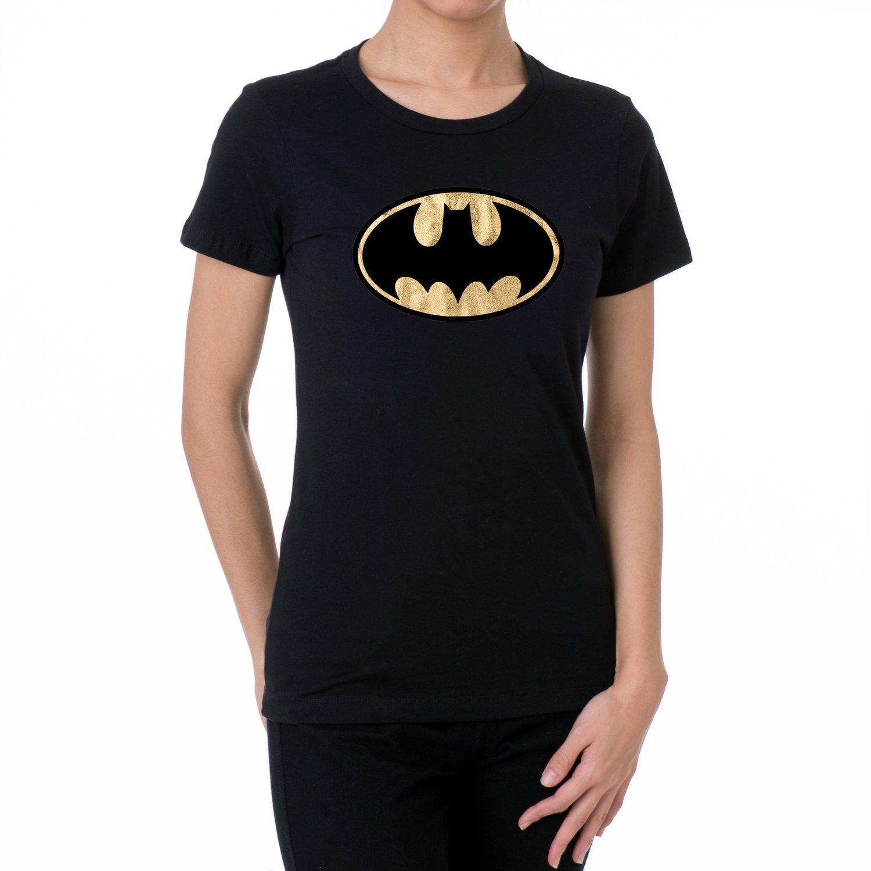 Amazon Alt Creation Batman Soft Metallic Gold Foil Design