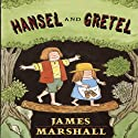 Hansel and Gretel Audiobook by James Marshall Narrated by Kathy Bates