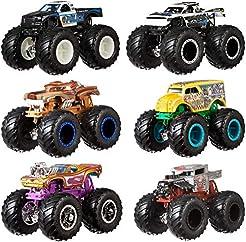 Hot Wheels Monster Demo Doubles Trucks 2...